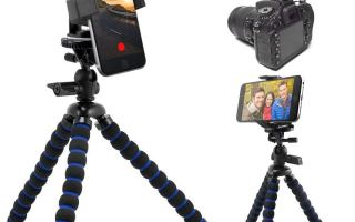 Top 5 Best iPhone XR Tripod in 2019 Review