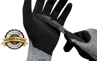 Top 5 Best Safety Glove In 2019 Review