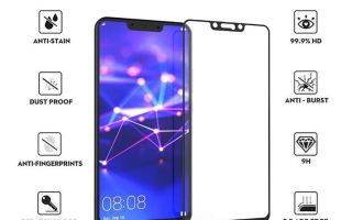 Top 5 Best Huawei mate 20 pro tempered glass in 2018 Review.