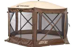 Top 10 Best camping screen houses & rooms in 2018 Review