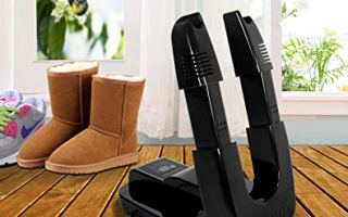 Top 5 Best electric shoes warmer in 2019 Review