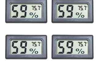 Top 5 Best indoor thermometer in 2019 Review