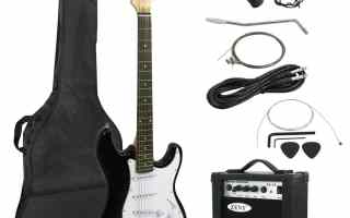 Top 5 Best electric guitar in 2019 reviews