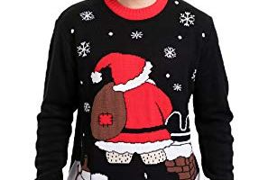 Top 5 best cheap & funny ugly Christmas sweater in 2018 review