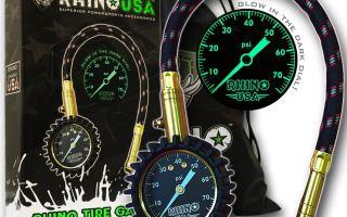 Top 5 Best tire pressure gauge in 2020 Review