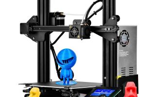 Top 5 Best​ 3d printer in 2019 Review
