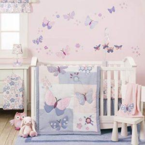 Bedtime Originals Butterfly Meadow Bedding Set
