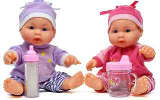 Top 5 best mini silicone baby twins in 2019 review