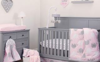 Top 5 Best mini Crib Bedding Set in 2020 Review
