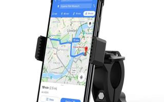 Top 5 best motorcycle phone mount​​ in 2019 review