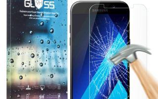 Top 5 best Samsung Galaxy A7 Screen Protector in 2019 review
