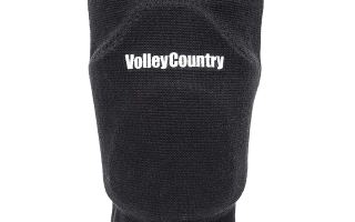 Top 5 best volleyball knee pads in 2019 review