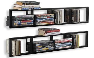 Top 5 best blue ray shelf in 2019 review