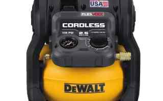 Top 5 Best Small Portable Air Compressors In 2019 Reviews
