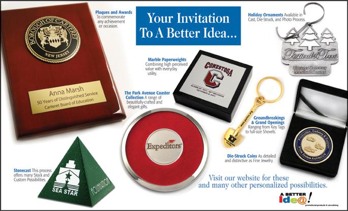 a better idea promotional