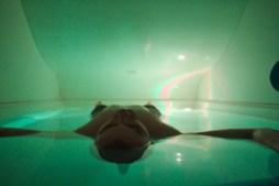 Floating Float Tank Floatation Therapy Float Sensory Deprivation Float Room Pod