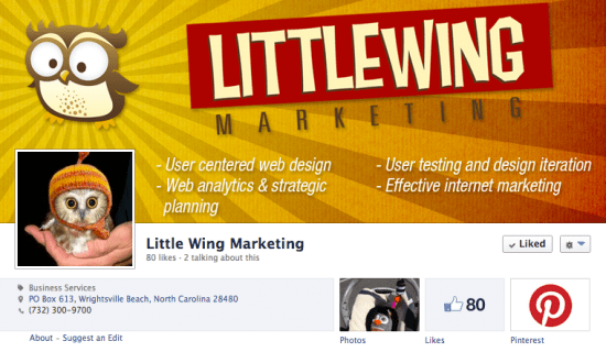 Little Wing Facebook