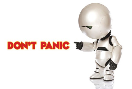 Wordpress Themes: Don't Panic