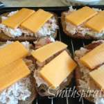 No Time for Dinner? Tuna Melts to the Rescue!