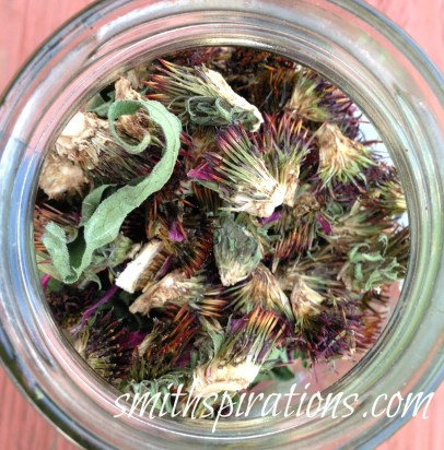 Easy ways to use herbs in your home