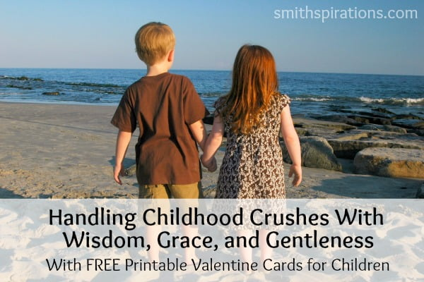 Handling Childhood Crushes with Wisdom, Grace, and Gentleness 2
