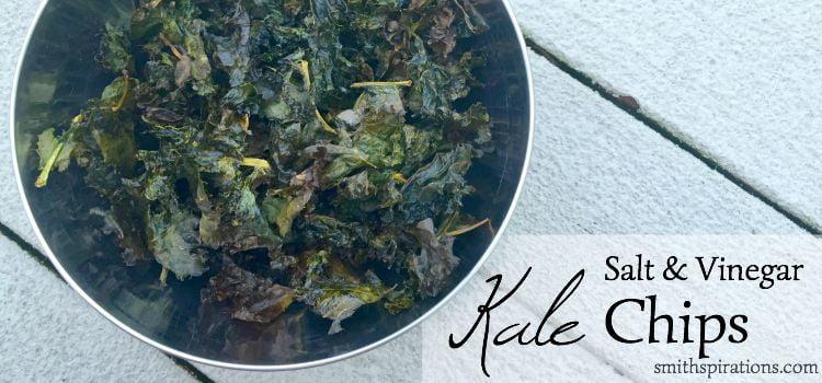 Salt & Vinegar Kale Chips 2