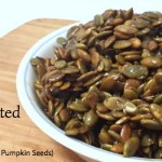 Honey-Roasted Pepitas (Shelled Pumpkin Seeds)