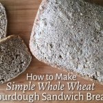 Basic Sourdough Sandwich Bread