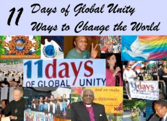 11Days of global unity