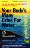 batman body's many cries for water book