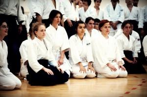 Kadın ve Aikido