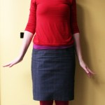 <!--:en-->Pencil skirt – For myself<!--:--><!--:nl-->Kokerrokje – Voor mezelf<!--:-->