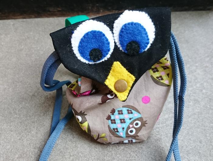 [:nl]Een rugzak voor Jules de klaspop[:en]An owl backpack for Jules[:]
