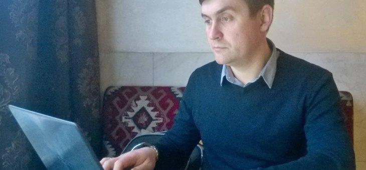 Заявление АБФ об аресте активиста организации