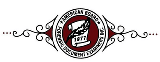 Abfde American Board Of Forensic Document Examiners