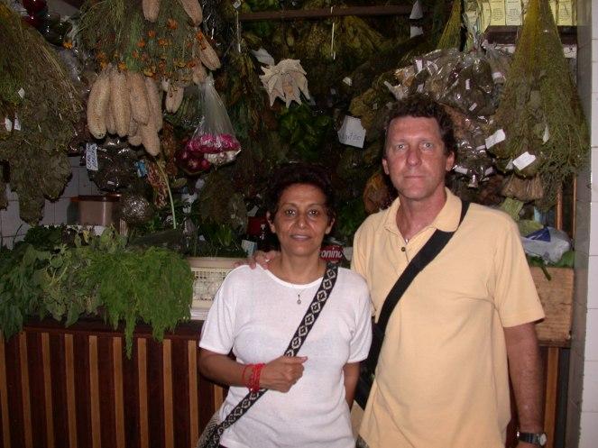 Elizabeth Michiles e Roberto Boorhem