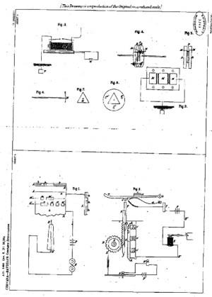 patente radio británica julio cervera