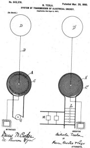 tesla radio patent