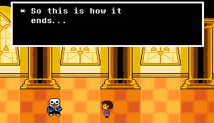 undertale sans returns abgames
