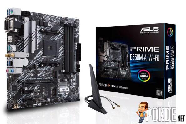 ASUS Prime B550M-A (WiFi)