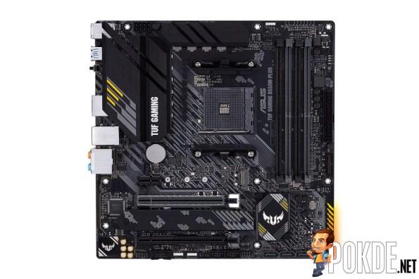 TUF Gaming B550M-Plus