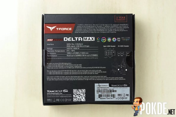 T-Force Delta Max SSD 500GB-2