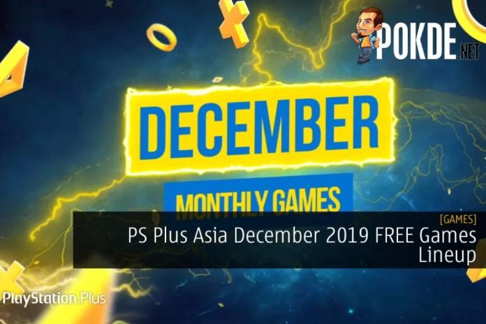 Ps Plus Asia December 2019 Free Games Lineup Pokde Net