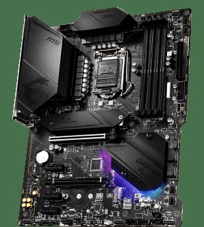 MSI MPG Z490 Gaming Plus WiFi