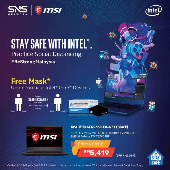 MSI Thin GF65