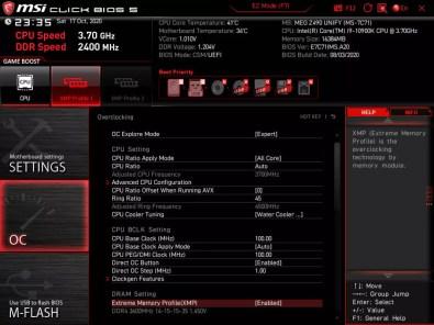 MSI MEG Z490 UNIFY BIOS_4
