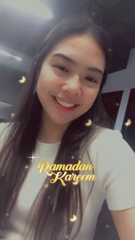 Snapchat Ramadhan AR Filter