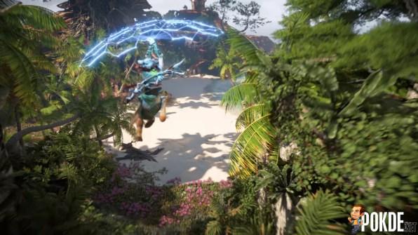 Horizon Forbidden West Gameplay 5