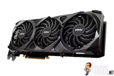 MSI GeForce RTX 3070 Ti VENTUS 3X OC