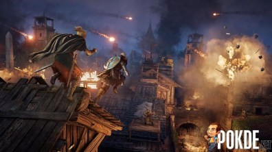 Assassin's Creed Valhalla's New Expansion, The Siege of Paris SS 4